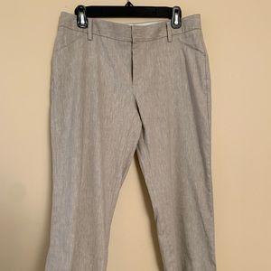 "GAP Linen ""The Perfect Trouser"", size 6"